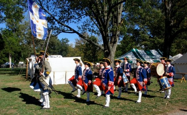 Tippecanoe Ancient Fife and Drum Corps