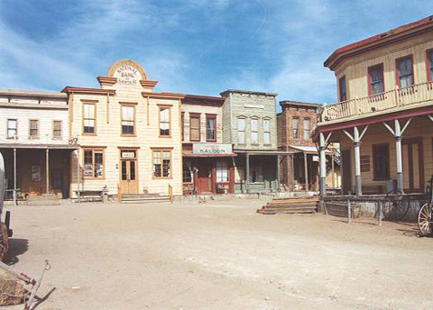 J.W. Eves movie ranch